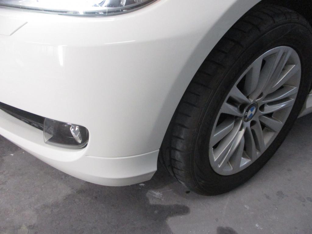 BMW 5シリーズ エグレ修理後