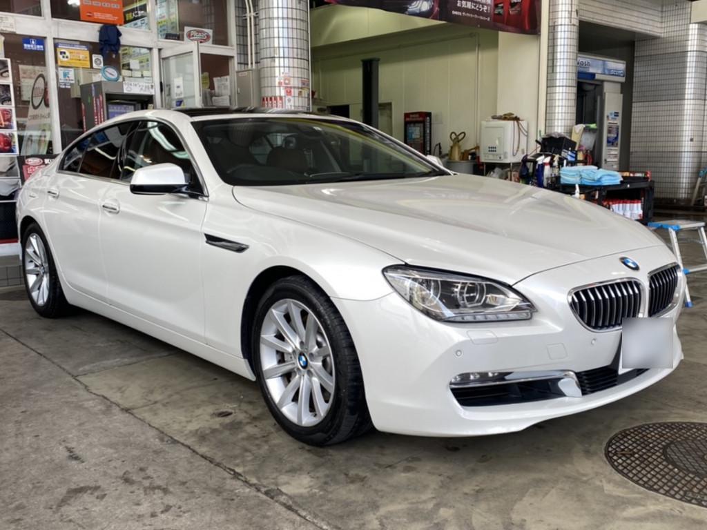BMW BMW 6シリーズ バンパー エグレ