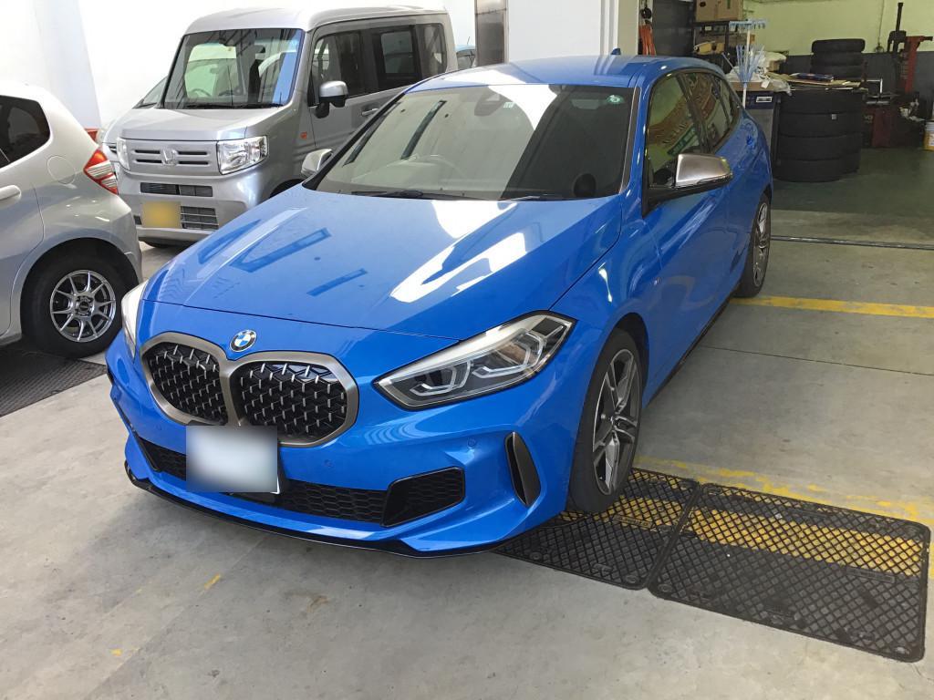 BMW BMW Mシリーズ フェンダー へこみ