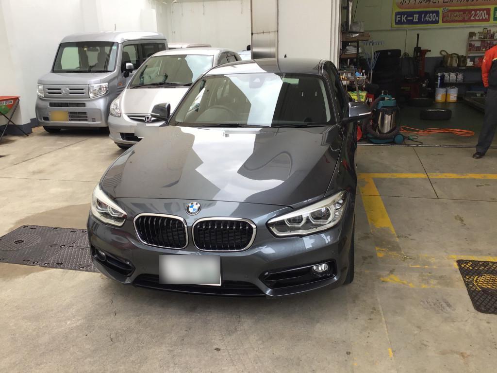 BMW BMW 1シリーズ ドア 線キズ