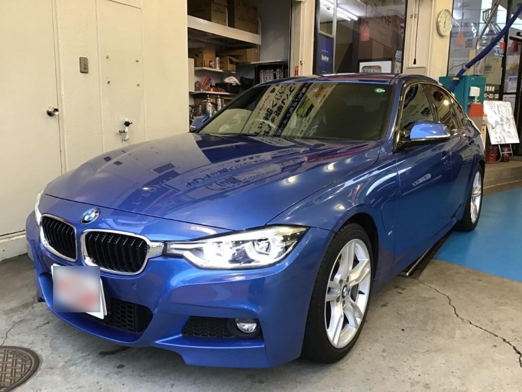 BMW BMW 3シリーズ ドア へこみ