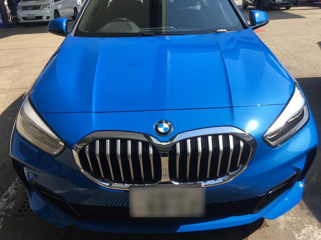 BMW BMW 1シリーズ バンパー へこみ