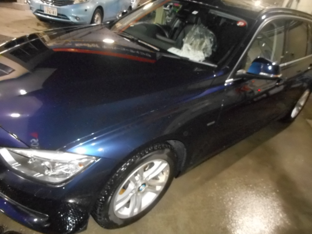 BMW BMW 3シリーズ アンダーステップ エグレ