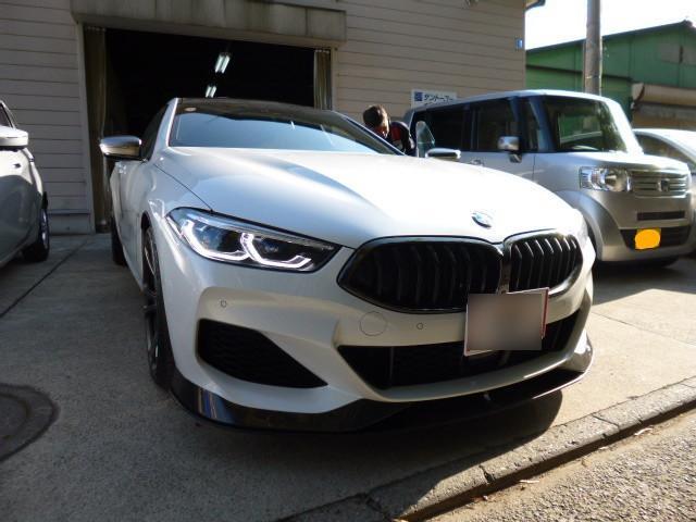 BMW BMW M8 バンパー エグレ