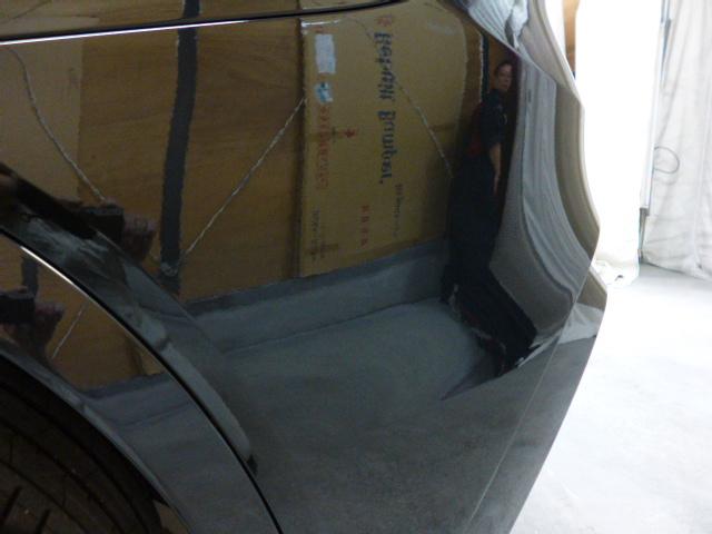 BMW X4 へこみ修理後