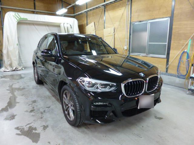 BMW BMW X3 ドア へこみ