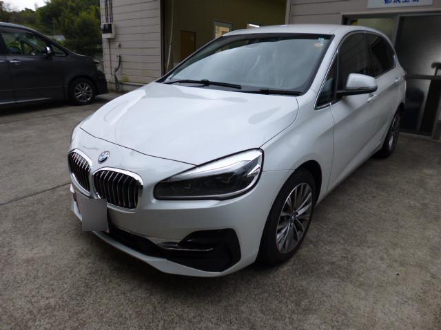 BMW BMW 2シリーズ フェンダー へこみ