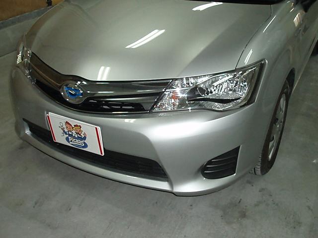 トヨタ カローラ ステップ エグレ