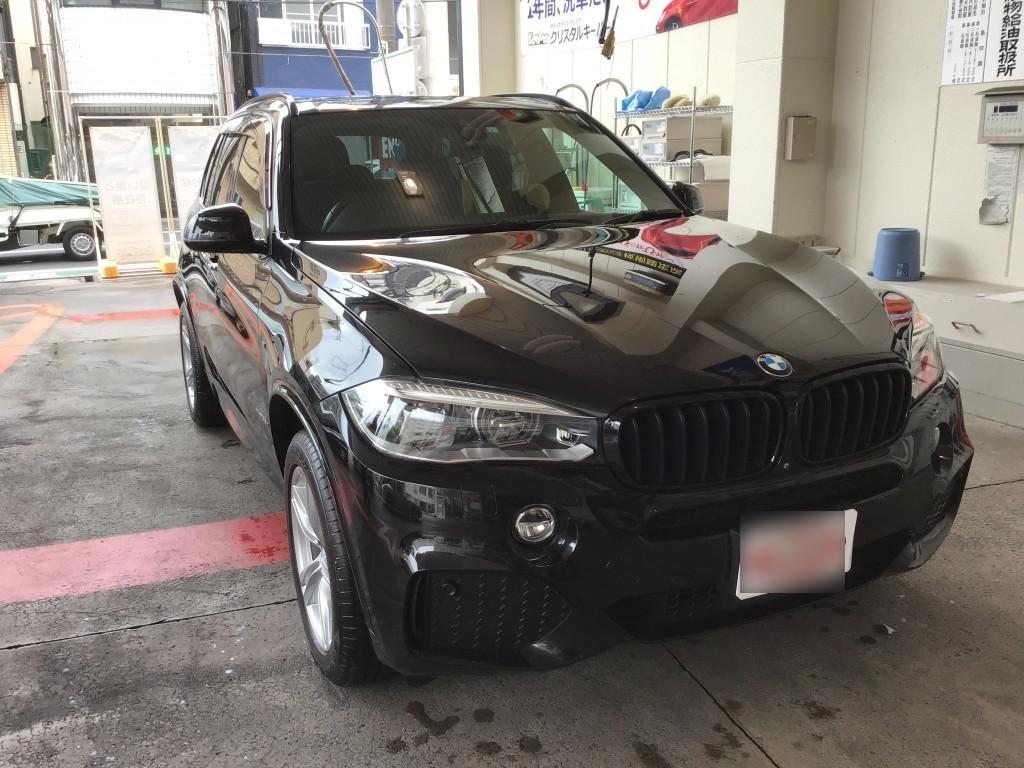 BMW BMW X5 ドア へこみ