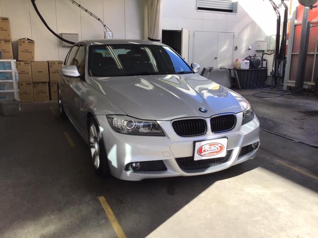BMW BMW 3シリーズ フェンダー へこみ