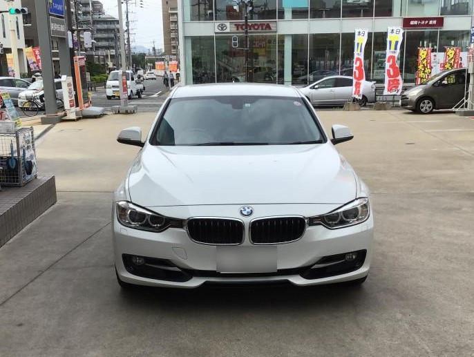 BMW BMW 3シリーズ ドア 線キズ