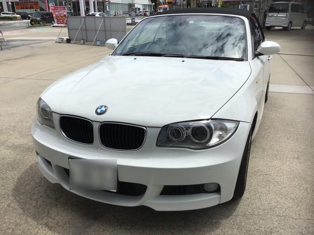 BMW BMW 1シリーズ バンパー エグレ