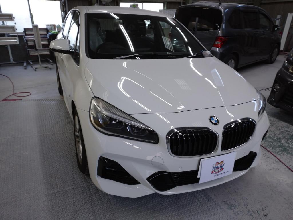 BMW BMW 2シリーズ ドア へこみ