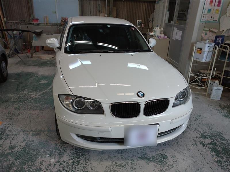 BMW BMW 1シリーズ ドア へこみ