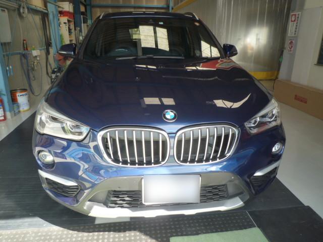 BMW BMW X1 バンパー エグレ