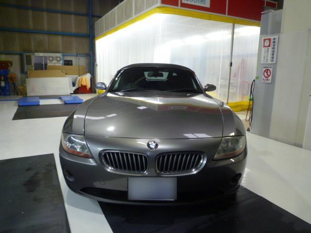 BMW BMW Z4 ドア 線キズ