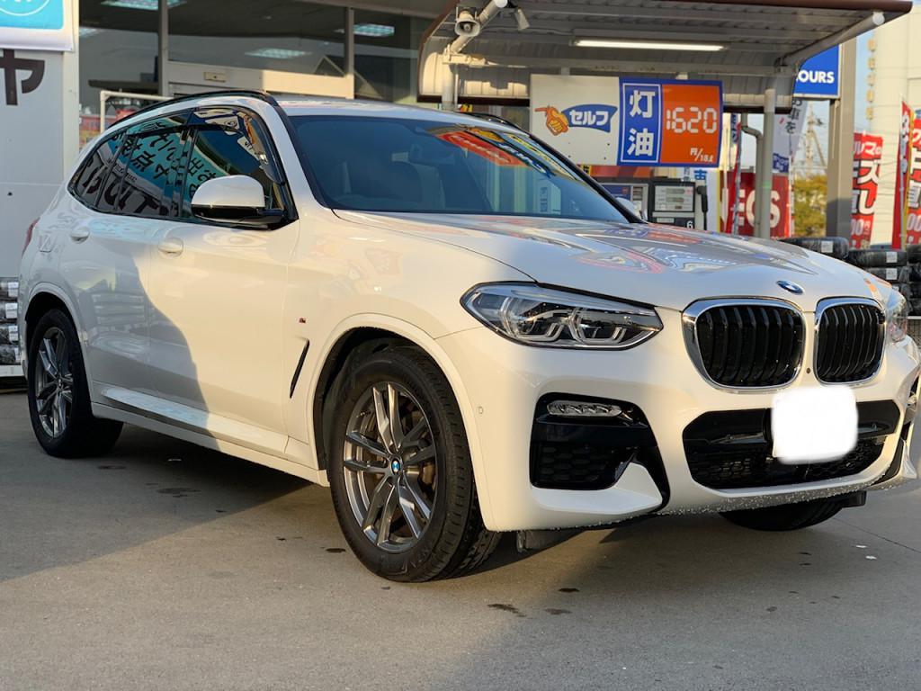 BMW BMW X3 バンパー エグレ