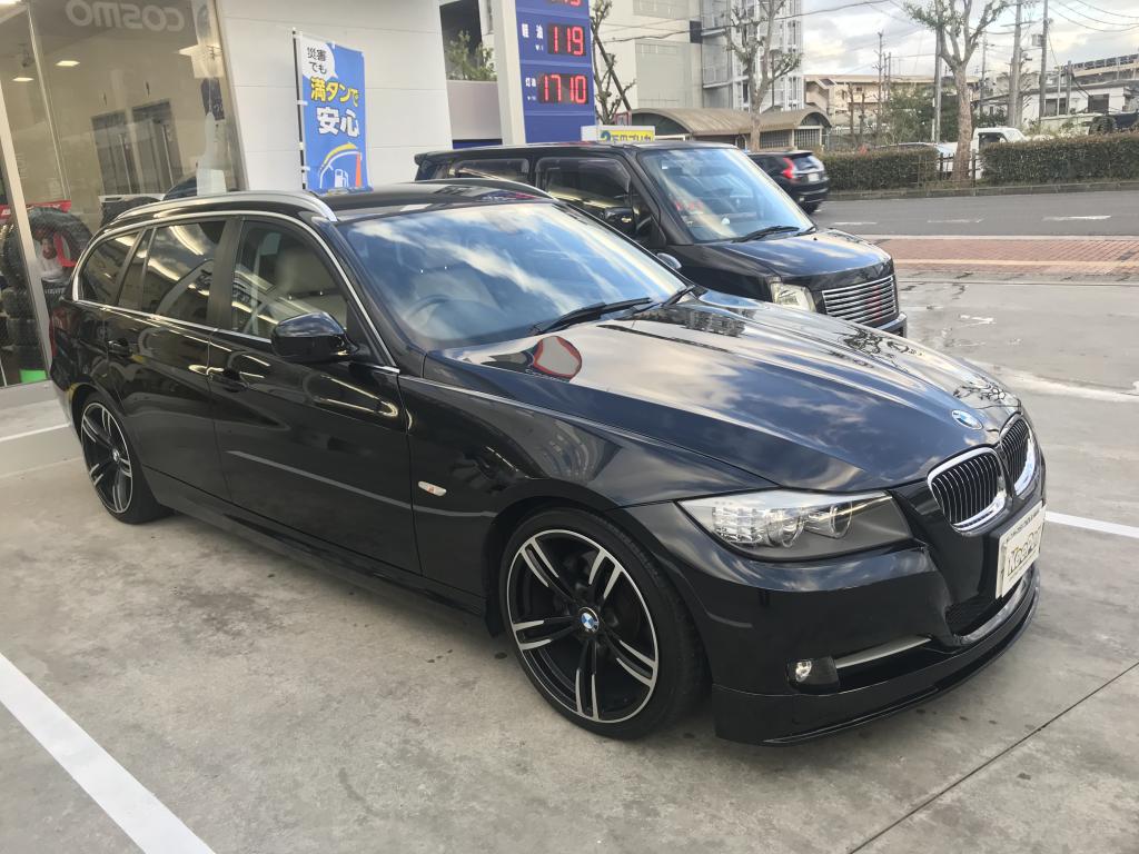 BMW BMW 3シリーズ フェンダー 線キズ