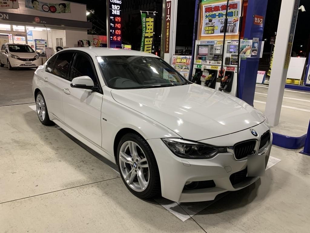 BMW BMW M3 セダン ドア へこみ