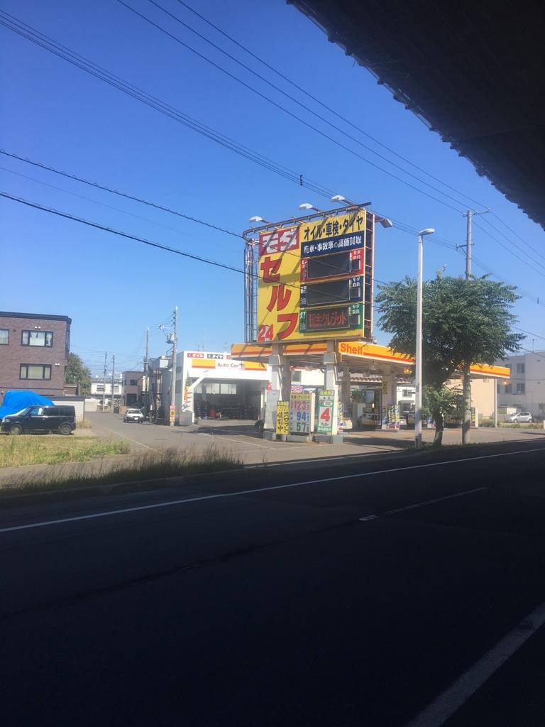 ピッカーズ札幌新川店外観