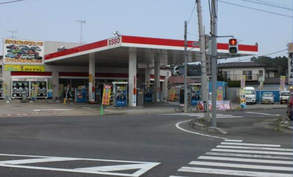 ピッカーズ鹿島台サービスステーション外観