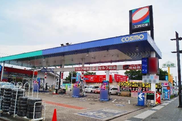 ピッカーズCOSMO野田中央店外観