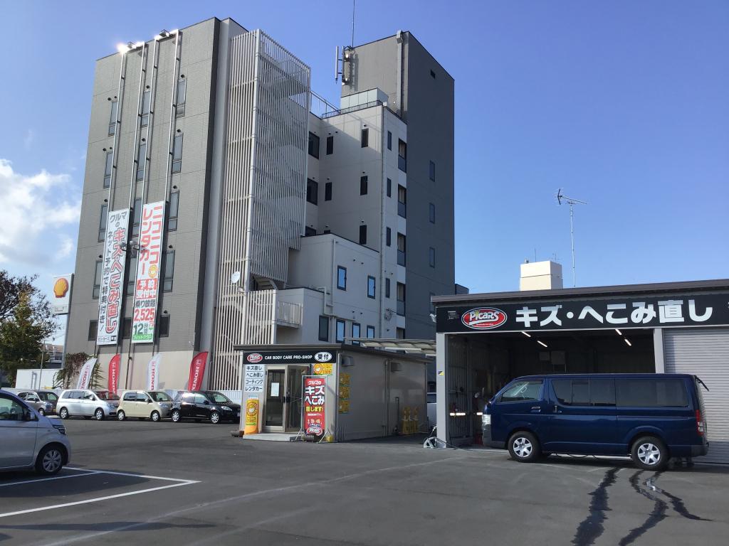 ピッカーズ京都吉祥院店外観