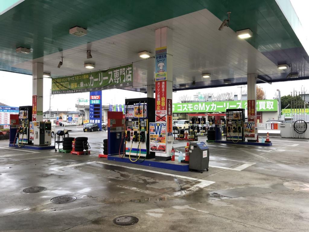 ピッカーズS&CCS鶴ヶ島店外観
