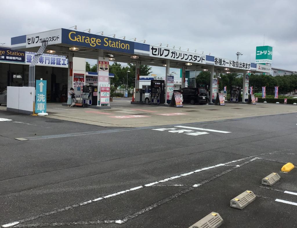 ピッカーズイオンモール土浦店外観